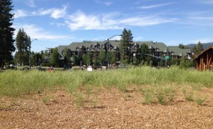 A developer bought this parcel from South Lake Tahoe for $1.1 million. Photo/LTN file
