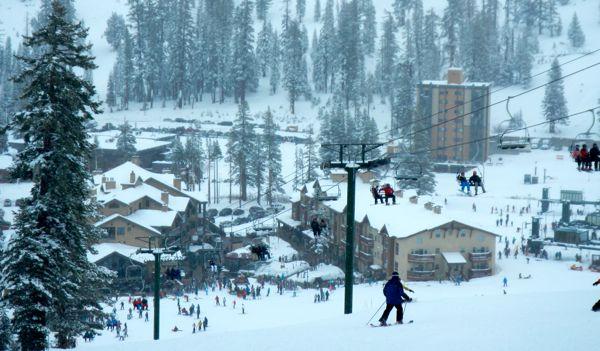 Vail Resorts' wants to maintain Kirkwood Mountain Resort's character. Photos/Kathryn Reed