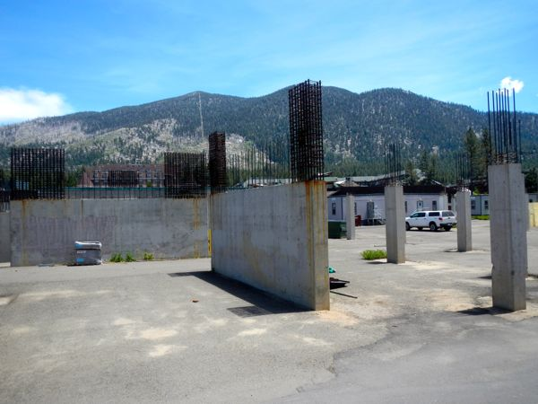 Water purveyors are still working out the details for future phases of the Chateau project in South Lake Tahoe.