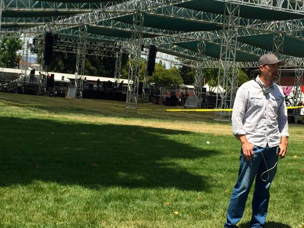 BottleRock founder Dave Graham believes locals can put on a better festival.