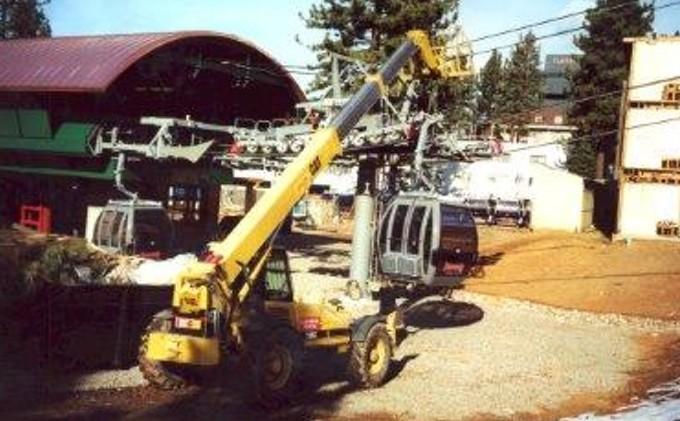Redevelopment keeps redefining S. Lake Tahoe