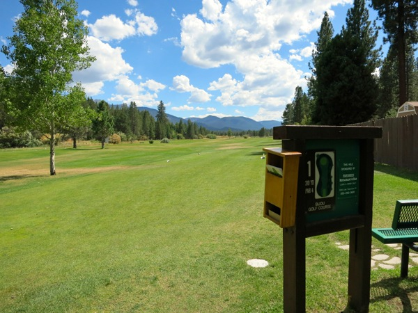 Golf has been played in South Lake Tahoe for nearly a century.