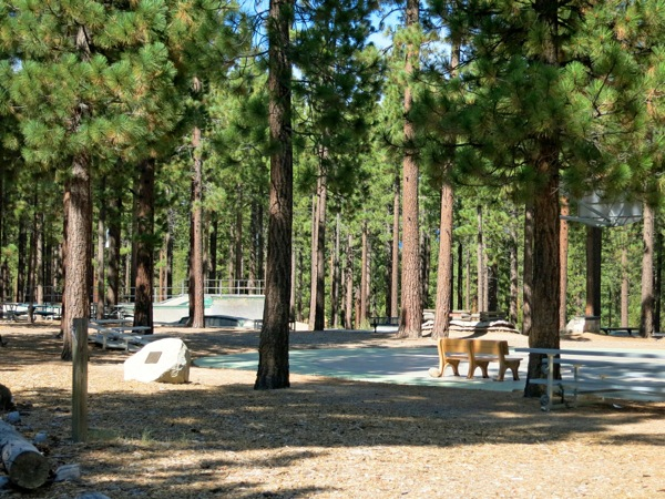 Bijou Community Park is a continual work in progress with the focus on locals' recreation desires. Photos/Jessie Marchesseau