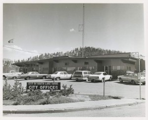 City Council meeting locations 1965 -- Tahoe Savings and Loan basement, Highway 50/Takela (now county offices) 1970 – 11044 Fremont St. (old police department near the bowling alley) 1970 – 1275 Meadow Crest, South Tahoe PUD building 1700 D St., (city offices were here; now where buses are stored) 1975 – 2155 South Ave., Alpine Professional Building (old TRPA office) 1021 Al Tahoe Blvd., Lake Tahoe Unified School District office 3064 Lake Tahoe Blvd., art building (now senior center) 1984 – 1900 Lake Tahoe Blvd. (old phone company offices) 2006-present – 1901 Airport Road Source: South Lake Tahoe