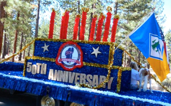 South Lake Tahoe's 50th parade