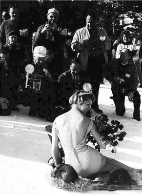 Miss Snow used to be an annual event at the resort. Photo/Heavenly Mountain Resort