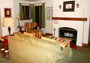 Rooms at Goldener Hirsch are spacious and comfortable. Photo/Kathryn Reed