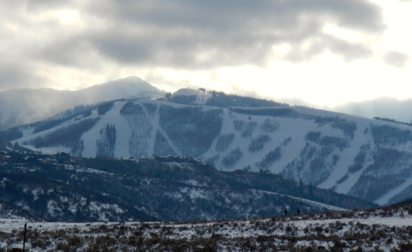 Park City is now the country's largest ski resort. Photo/Kathryn Reed