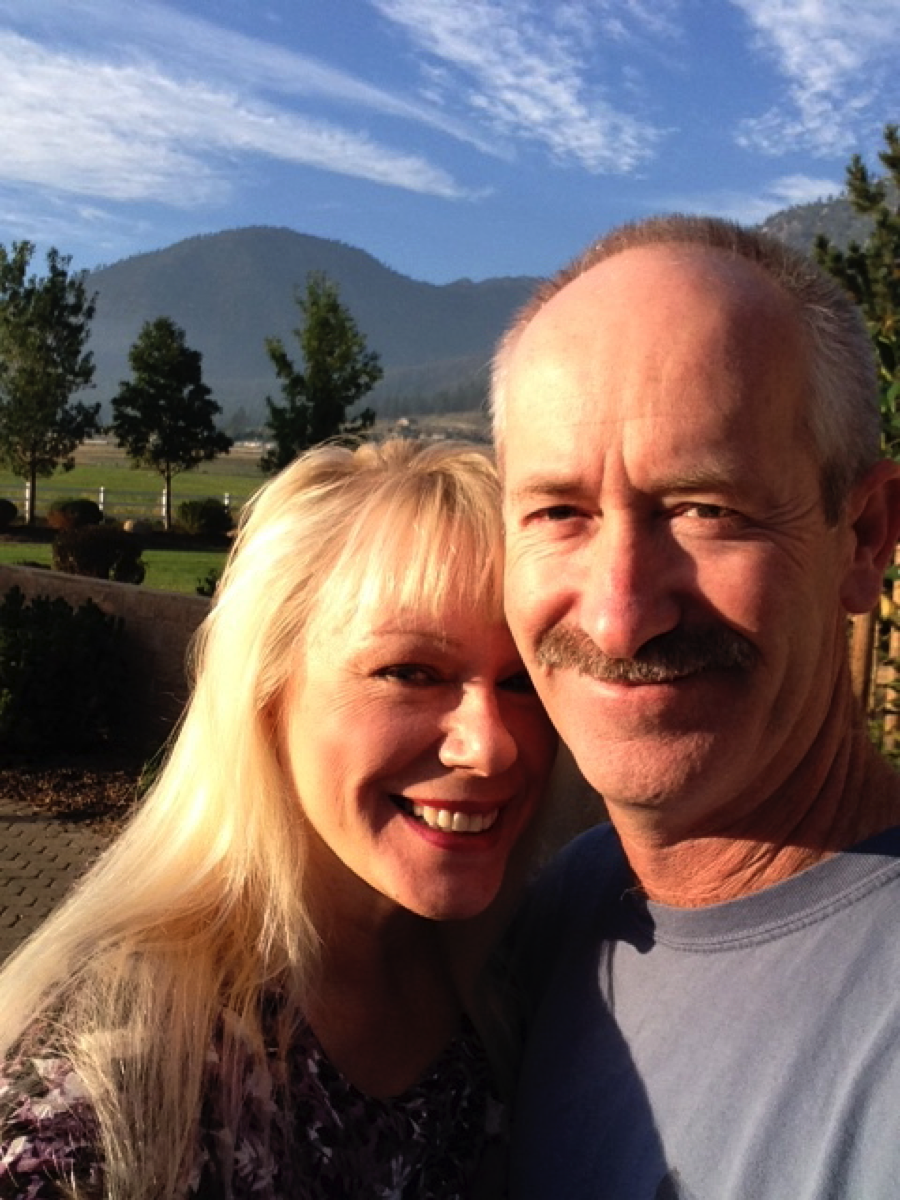 Jeanne and Alan Nelson have used their experience to help other with mental health issues. Photo/Provided