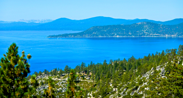 Keeping Tahoe blue is a collaborative effort. Photo/Kathryn Reed