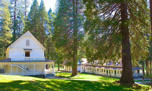 The Long White at Wawona. Photo/Yosemite Hospitality.