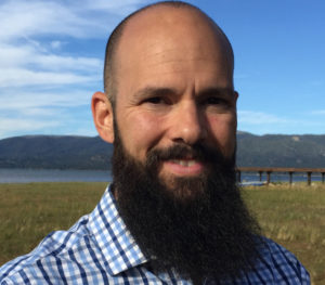 Trey Riddle is running for one of two seats on the South Lake Tahoe City Council.