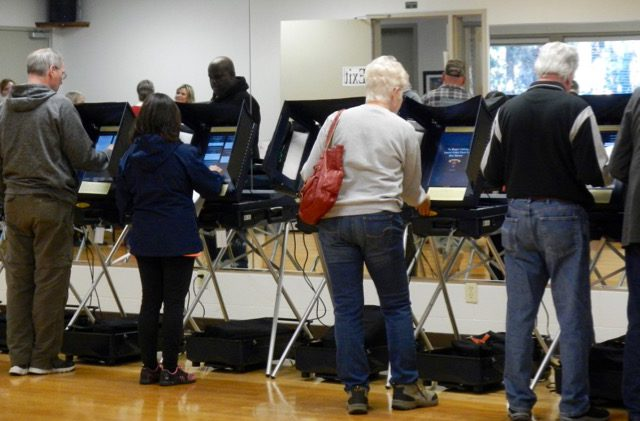 Nevada tightens election security