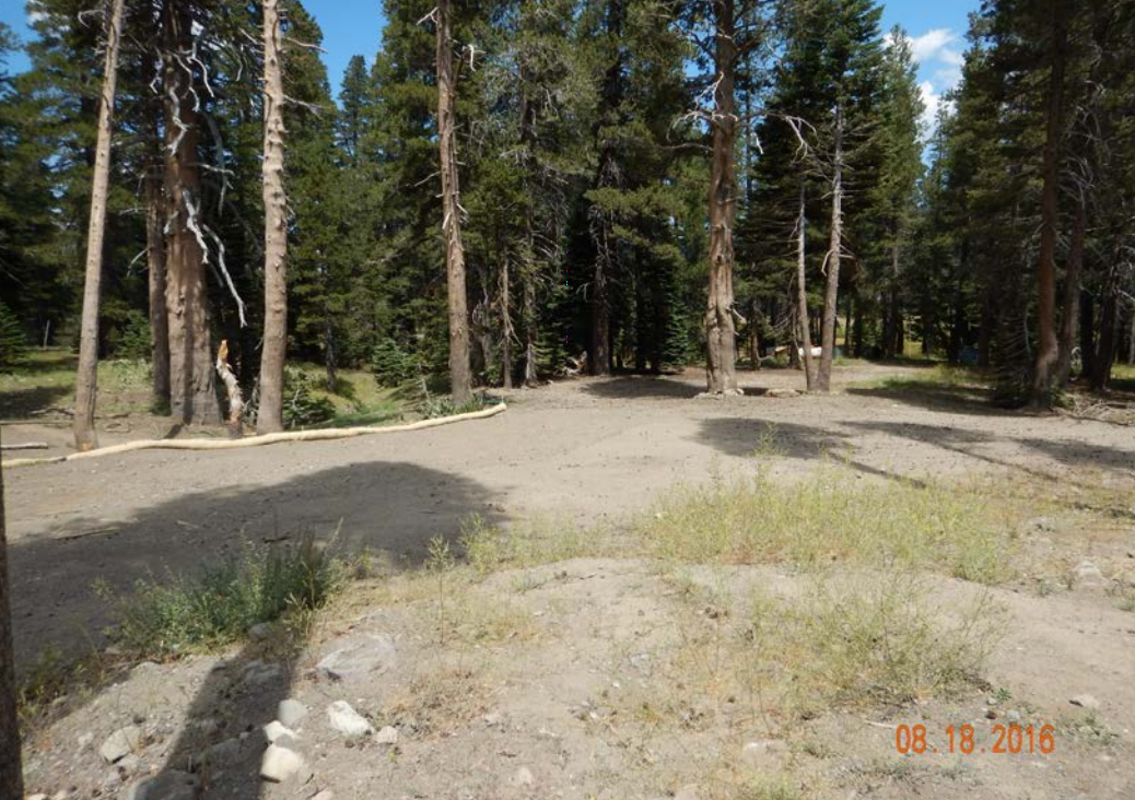 This area has been cleaned-up and is ready for restoration. Vail is proposing to use this area for snow storage. Board and CDFW staff has concerns based on its proximity to the meadow. Photo/Provided