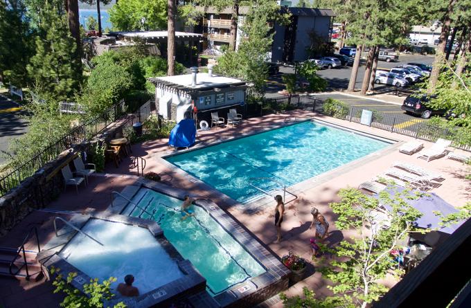 Hotel Azure Lake Tahoe