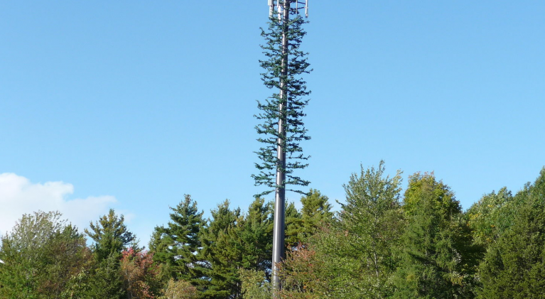 Verizon looking to install cell tower in S. Lake Tahoe