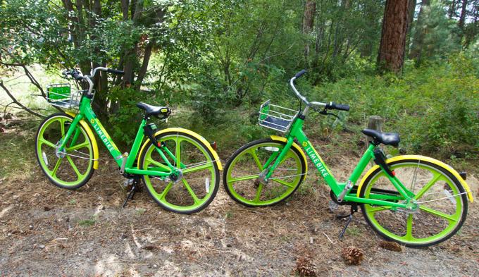 Dockless bikes generating loads of newfound data