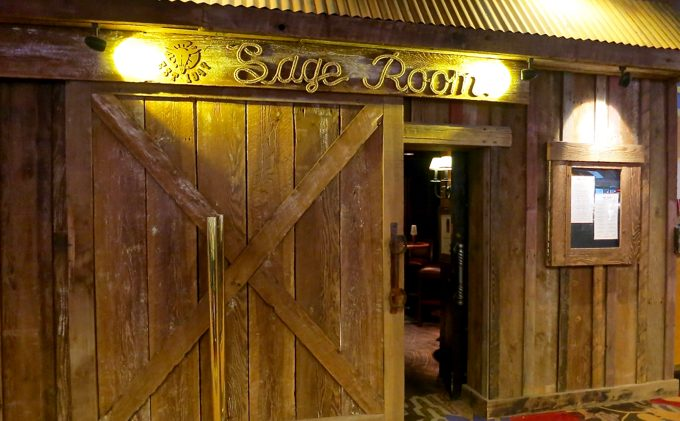 Sage Room – old school dining with modern flare