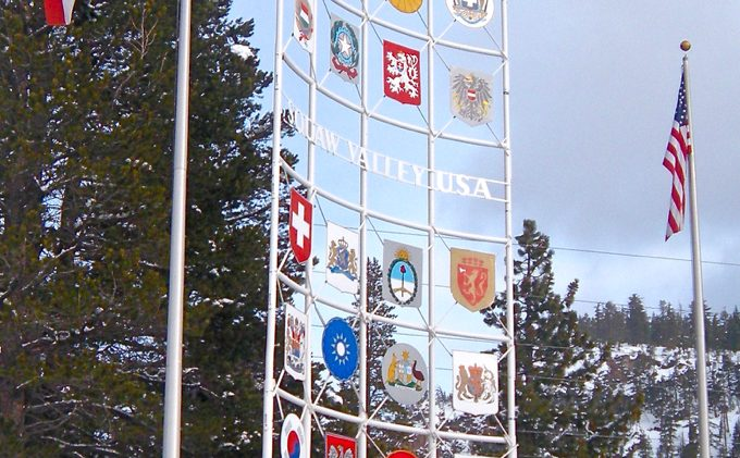 Exhibit to feature 1960 Squaw Valley Olympics