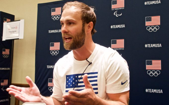 Injury keeps Ganong out of 2018 Olympics