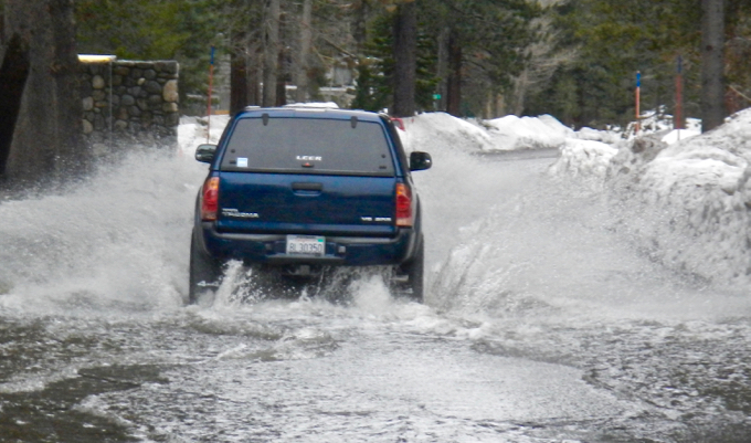 Atmospheric rivers aid the West — and imperil it