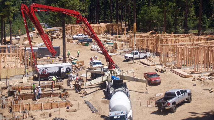 Construction worker severely hurt in S. Lake Tahoe