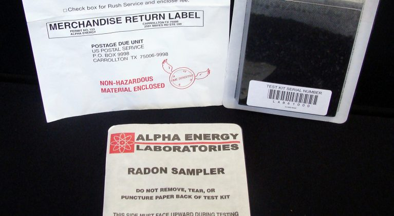 Radon kits available to Calif. residents