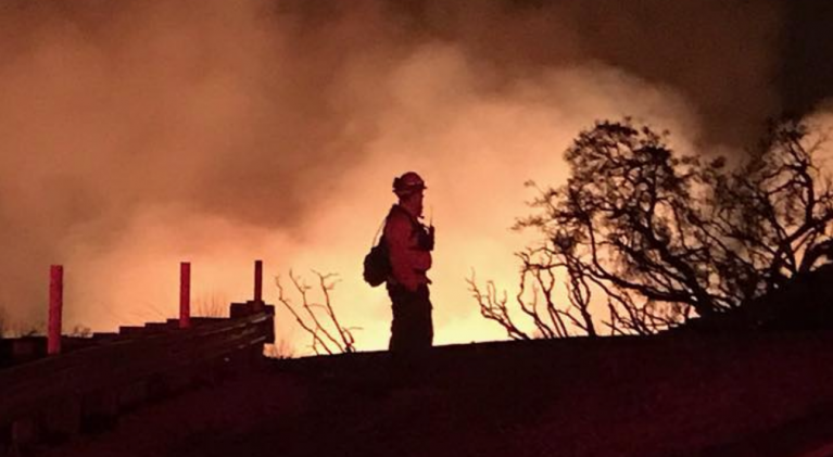 Wildfire risks are high again this year