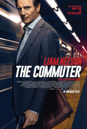 Review: 'Commuter' is no ordinary train ride