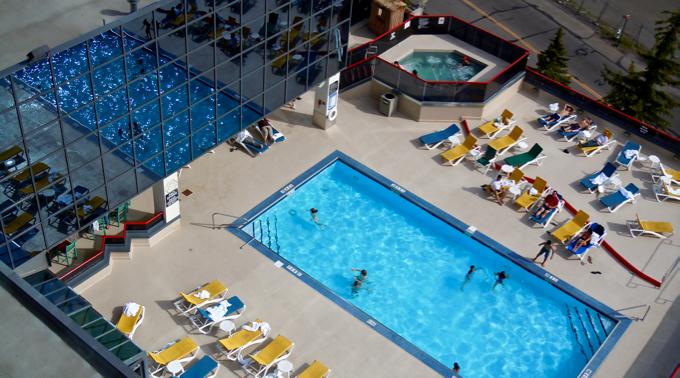 Nevada resort revenue hits record levels in 2017