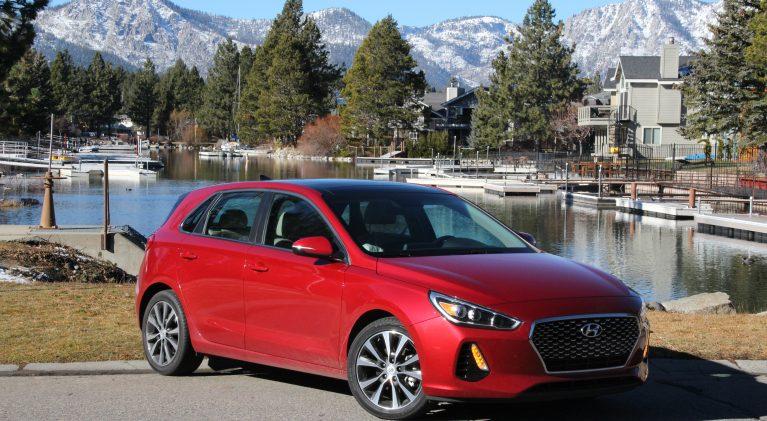 Road Beat: Hyundai Elantra sedan brings value