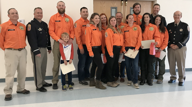 13 people train to be on Douglas County SAR team
