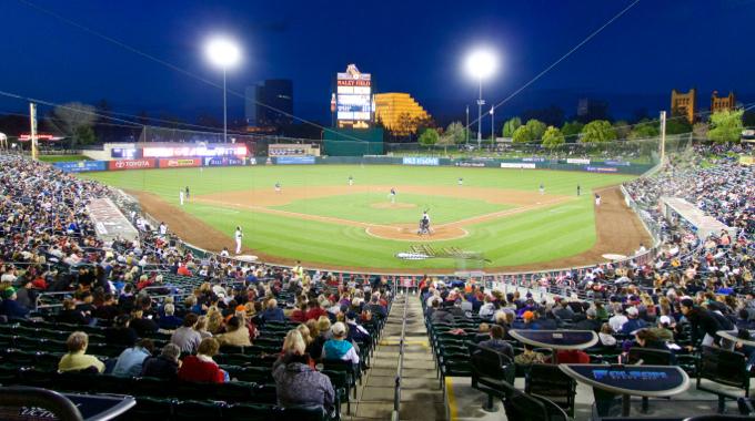 Minor league park a treat for baseball fans