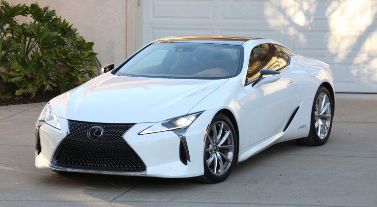 Road Beat: 2018 Lexus LC500h, the epitome of motoring