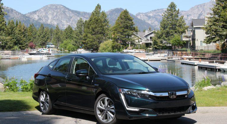 Road Beat: Honda Clarity plug-in hybrid impresses