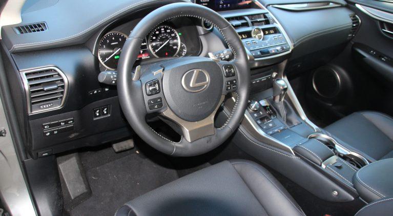 Road Beat: 2018 Lexus NX300h a pleasure to drive