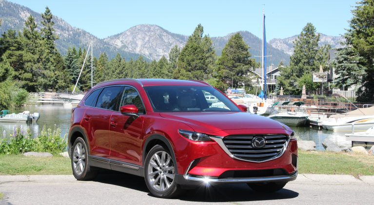 Road Beat: Mazda CX-9 is a sporty SUV