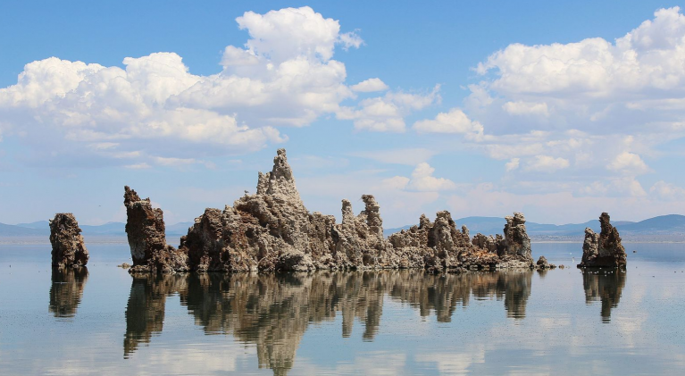 Changing climate at Mono Lake could mean more dust storms