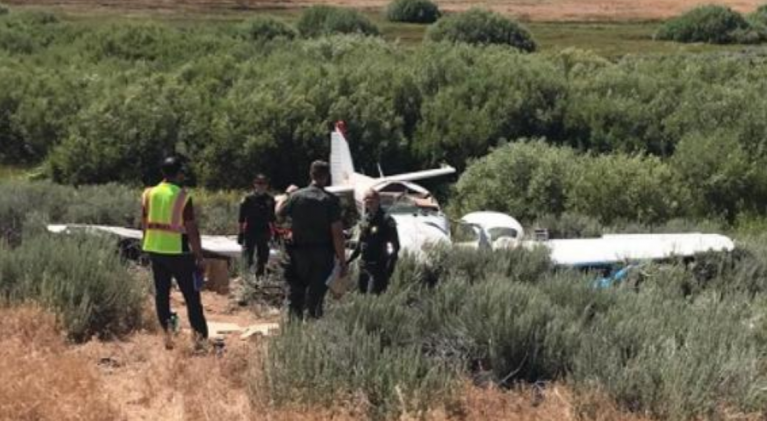 FAA: Pilot in fatal Truckee plane crash had expired medical certificate
