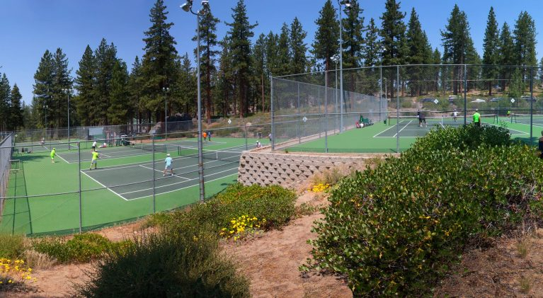 Age not an obstacle in annual Tahoe tennis tourney